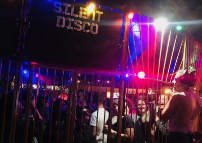Kermisattractie: Silent Disco Huren