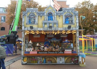 Donutkraam Huren bij Fun for Events