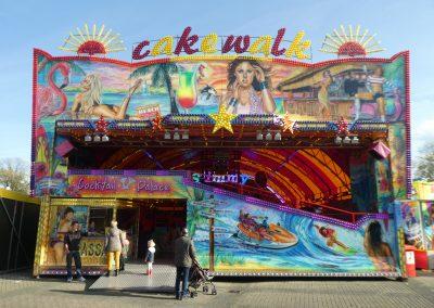 Kermisattractie: Lunapark Huren
