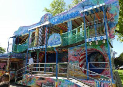 Kermisattractie: Funhouse Huren