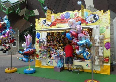 Kermisattractie: Kinderverjaardag Organiseren