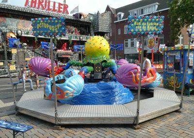 Kermisattractie: Kinderfeestje Organiseren