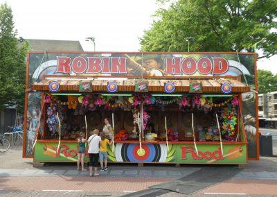 Kermisattractie: Robin Hood Huren