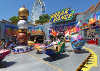 Kermisattractie: Festival Attractie Huren