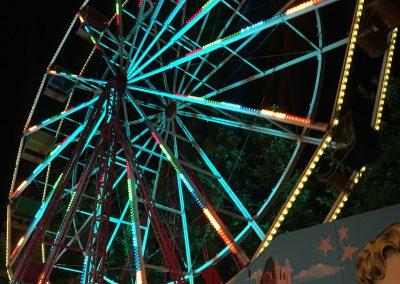 Kermisattractie: Festival Reuzenrad Huren